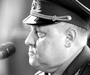 Начальник генштаба Вооруженных сил России Юрий Балуевский
