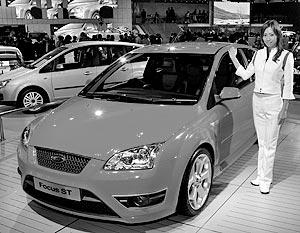 Самой популярной моделью стал Ford Focus