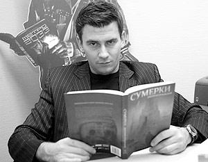 «Сумерки» уже сейчас вызывают ажиотаж в московских книжных магазинах