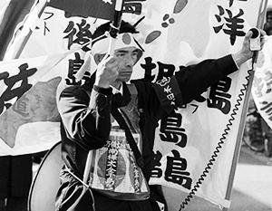Вся новейшая история Японии указывает на то, что страна полностью зависит от США