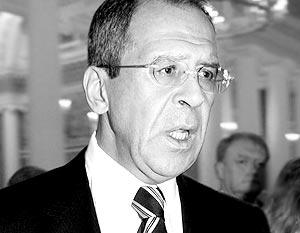 Глава российского МИД подтвердил, что предложения Вашингтона не оправдали надежд Москвы