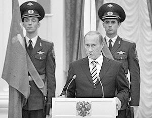 У решения Владимира Путина нет прецедентов в новейшей истории страны