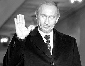 Владимир Путин считает победу «Единой России» на выборах в Госдуму убедительной