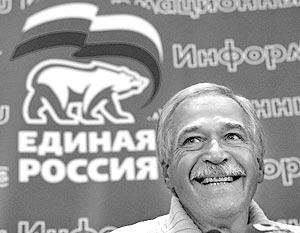 «Единая Россия» победила на выборах российского парламента