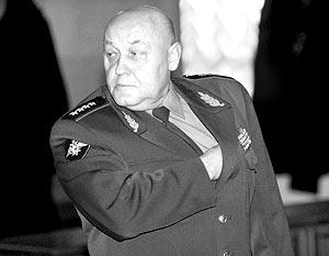 Начальник Генштаба Вооруженных сил России Юрий Балуевский подписал меморандум о военном сотрудничестве