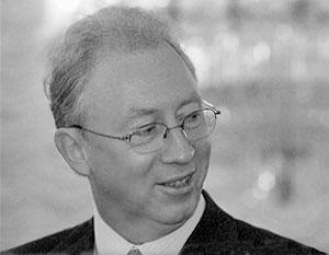 Глава Федеральной службы по финансовым рынкам Олег Вьюгин