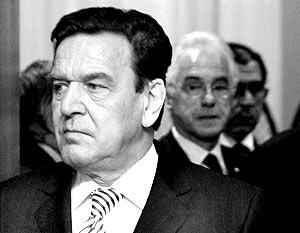 Экс-канцлер ФРГ Герхард Шредер раскритиковал внешнюю политику Вашингтона в отношении России