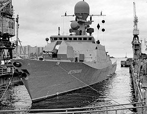 Флот у России будет передовым