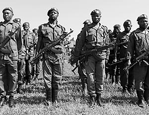 Армия Конго укрепит свою мощь за счет российских инструкторов