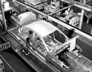 Мощность нового автомобильного предприятия должна составить 100 тыс. машин в год
