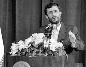 Президент страны Махмуд Ахмадинежад