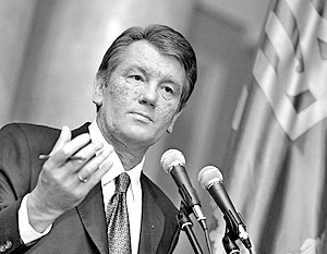Пресс-конференцию «Национальные приоритеты» , Виктор Ющенко планирует провести 27 декабря с 18.00 до 20.00