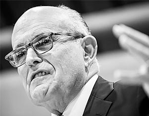Рудольф Джулиани не спешит решать конкретные вопросы с Владимиром Зеленским