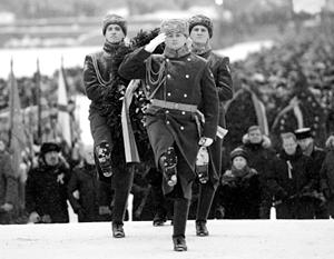 Реакция Германия на памятные торжества в России говорят о глубоком кризисе в самой ФРГ