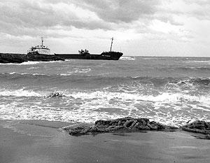 Последний инцидент с пропавшим сухогрузом произошел в ноябре прошлого года в Каспийском море