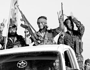 Курдские ополченцы вошли в последний – «четвертый» – район Ракки, бывшей столицы халифата ИГИЛ