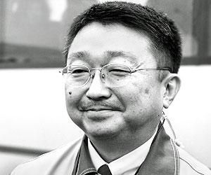 Глава представительства Toyota Motor Corporation в Петербурге Ичиро Чиба