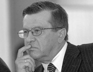 Глава финразведки Виктор Зубков