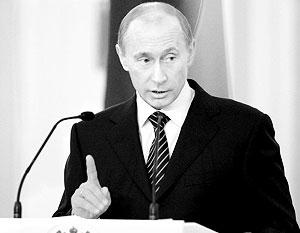 Владимир Путин уверен: нельзя останавливаться на том, что было достигнуто за последние 8 лет