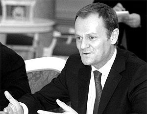Дональд Туск заявил, что с периодом охлаждения в российско-польских отношениях покончено