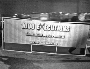 Бойд стал тысячным по счету казненным американцем со времени возобновления высшей меры уголовного наказания в 1976 году