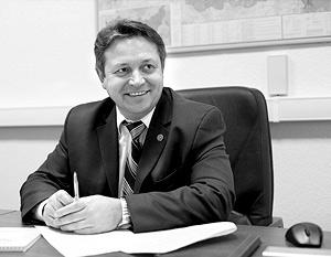 Заместитель исполнительного директора «ГЛОНАСС/ГНСС-Форум» Владимир Климов