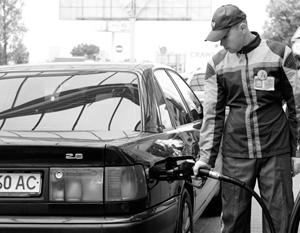 Украина не готова отказаться от российского бензина ни при каких условиях
