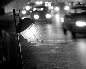 При падении температуры в Москве ниже 20 градусов будет сокращено освещение МКАДа