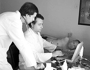 В минувшую пятницу межрайонный кардиологический центр открылся