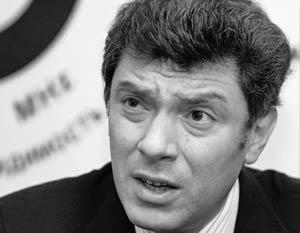 Член Совета директоров банка Борис Немцов