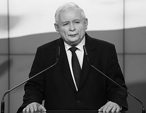 За словами Ярослава Качиньского явно просматриваются планы Польши на региональное доминирование