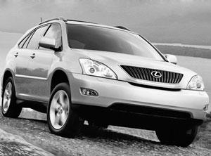 Любовь американцев к ее люксовому брэнду Lexus с моделями серии RX в этом году еще больше возросла