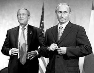 Владимир Путин может подорвать инициативу США по предоставлению Грузии и Украине членства в НАТО