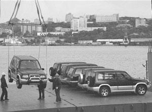 Позиция Минпромэнерго по вопросам изменения ставок ввозных пошлин на подержанные автомобили остается неизменной