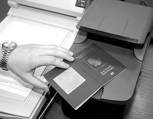 Биометрические паспорта могут быть использованы террористами в преступных целях