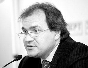 Директор Института общественного проектирования Валерий Фадеев