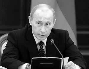 Владимир Путин обратился к местным проблемам