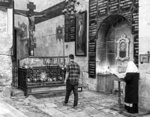 Возвращение Александровского подворья России превратит его в паломнический центр Иерусалима