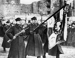 75 лет назад, 17 января 1945 года советско-польские войска очистили Варшаву от гитлеровцев