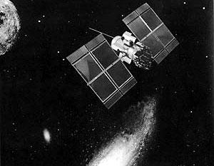 Спутник примечателен тем, что на нем установлен небывалый двигатель для коррекции орбиты