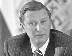 Министр обороны РФ Сергей Иванов
