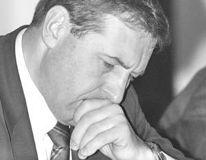 Советник главы государства по экономическим вопросам Андрей Илларионов