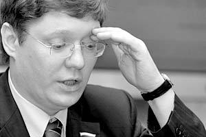 Глава думского комитета по труду и социальной политике Андрей Исаев