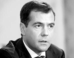Дмитрий Медведев призвал Виктора Ющенко не принимать односторонних решений