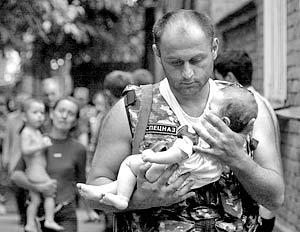 С момента трагедии в Беслане прошло больше года