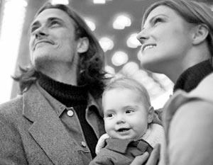 Семейные ценности – теперь официальная икона не только американского общества