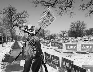 В США готовы превратить очередные выборы в пиар-компанию против России