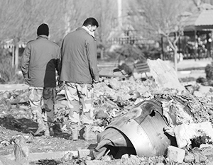 Иран взял вину за гибель украинского «Боинга» на себя, но окончательный вердикт оставил за странами Запада