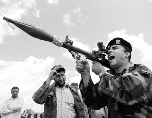 По обе стороны фронта сражаются те, кто участвовал еще в гражданской войне 2011 года