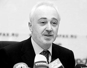 Генеральный директор корпорации Леонид Меламед